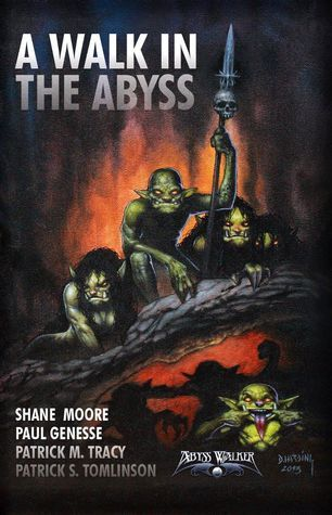 A Walk In The Abyss  by  Patrick S. Tomlison