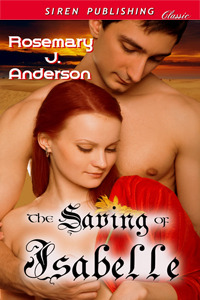 The Saving of Isabelle  by  Rosemary J. Anderson