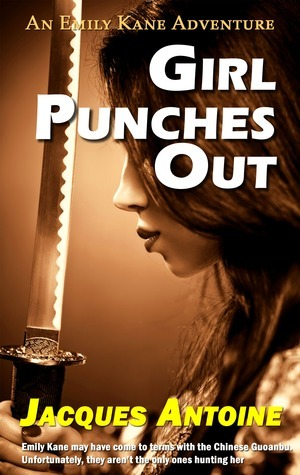Girl Punches Out  by  Jacques  Antoine
