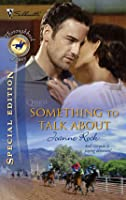 Something to Talk about (Thoroughbred Legacy #4)