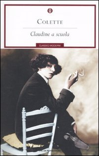 Claudine a scuola  by  Colette