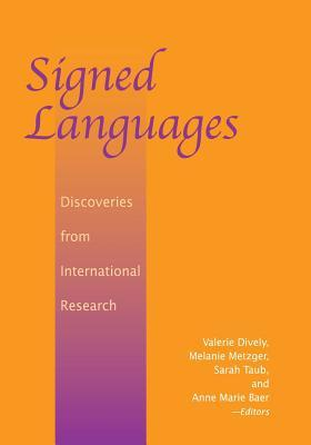 Language from the Body: Iconicity and Metaphor in American Sign Language Sarah F. Taub