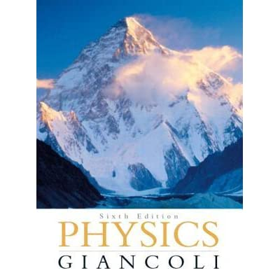 Physics: Principles with Applications - Douglas C. Giancoli