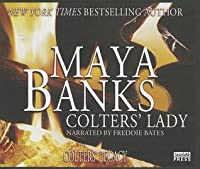 Colters' Lady (Colters' Legacy, #2)