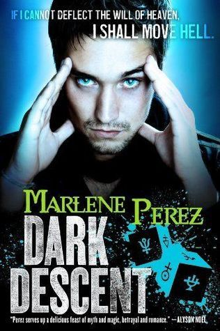Dark Descent (Nyx Fortuna, #2)  by  Marlene Perez