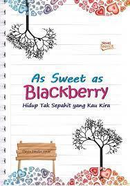 As Sweet As Blackberry  by  Sienta Sasika Novel