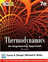 Thermodynamics An Engineering Approach (SI Units), 7th Edition