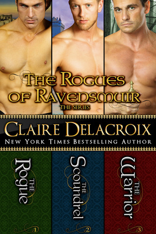 The Rogues of Ravensmuir Box Set (Rogues of Ravensmuir #1-3)  by  Claire Delacroix