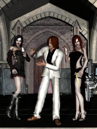 Vampire Chic (edition 3) Dagon Jamm P. I.  by  Tom Cook