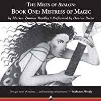 Mistress of Magic (The Mists of Avalon, #1)