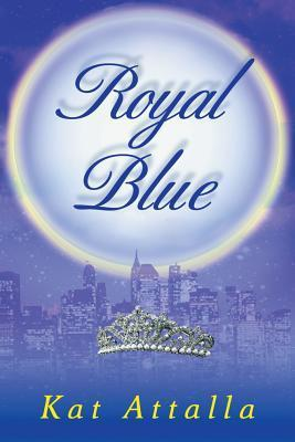 Royal Blue Kat Attalla