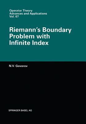 Riemann S Boundary Problem with Infinite Index I.V. Ostrovskii