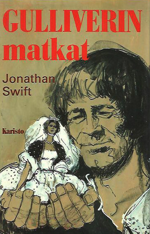 Gulliverin matkat  by  Jonathan Swift