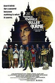Twinkle, Twinkle Killer Kane William Peter Blatty