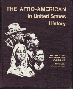 The Afro-American in United States History  by  Jawn A. Sandifer