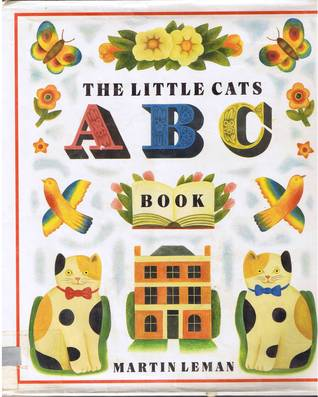The Little Cats ABC Book  by  Martin Leman