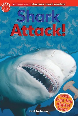 Shark Attack! (Scholastic Discover More Reader Level 2)  by  Penelope Arlon