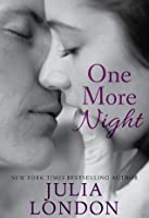 One More Night (Thrillseekers Anonymous, #2)
