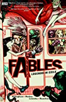 Fables, Vol. 1: Legends in Exile (Fables, #1)