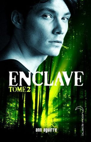 Salvation (Enclave, #2)  by  Ann Aguirre
