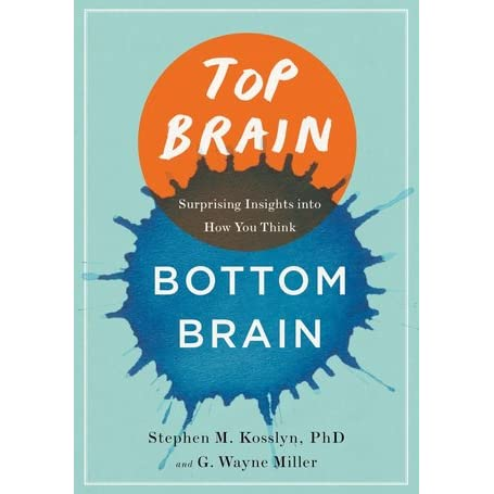 Top Brain, Bottom Brain: Surprising Insights into How You Think - Stephen M. Kosslyn, G. Wayne Miller