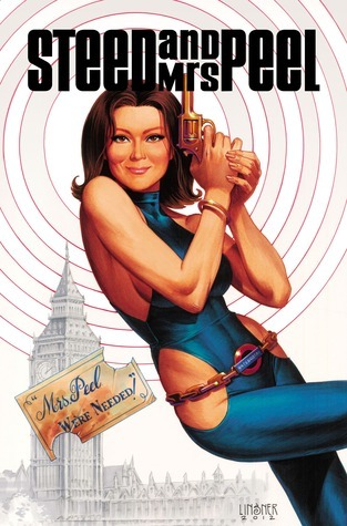Steed and Mrs Peel Vol. 2: The Secret History of Space  by  Yasmin Liang