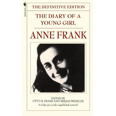 anne diary essay frank girl young Free essay on diary of anne frank available totally free at echeatcom, the largest free essay community new to anne frank's diary of a young girl.