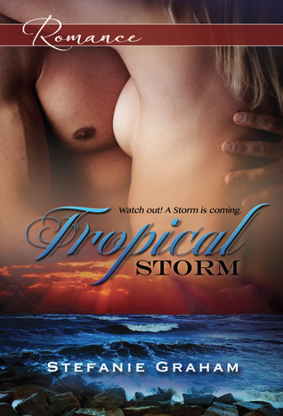 Tropical Storm Stefanie Graham