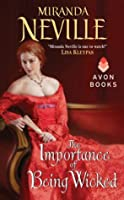 The Importance of Being Wicked (The Wild Quartet, #1)