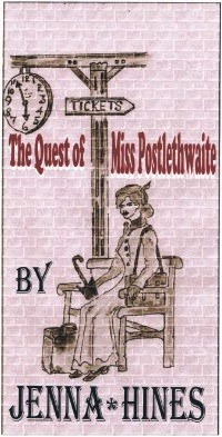 The Quest of Miss Postlethwaite Jenna Hines