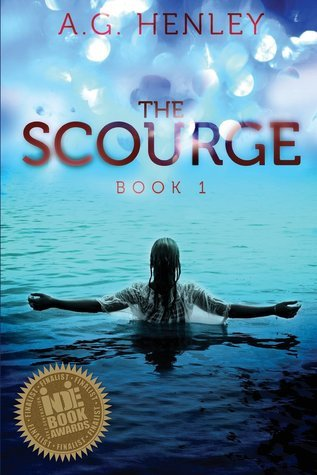 The Scourge (Brilliant Darkness #1)  by  A.G. Henley