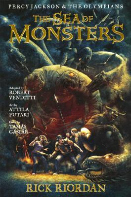 Sea of Monsters  by  Rick Riordan
