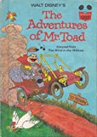 Walt Disney's The Adventures of Mr. Toad (Disney's Wonderful World of Reading)