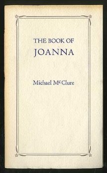The Book of Joanna  by  Michael McClure