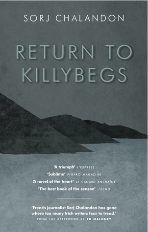 Return to Killybegs  by  Sorj Chalandon