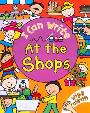 I Can Write At the Shops Simon Abbott