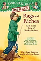 Rags and Riches (Magic Tree House Fact Tracker #22)