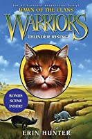 Thunder Rising (Warriors:Dawn of the Clans, #2)