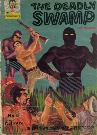 Phantom-The Deadly Swamp ( Indrajal Comics No. 031 )  by  Lee Falk