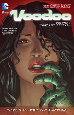 Voodoo, Vol. 1: What Lies Beneath  by  Ron Marz