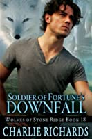 Soldier of Fortune's Downfall (Wolves of Stone Ridge, #18)