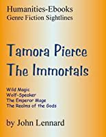 Reading Tamora Pierce: 'The Immortals' (Genre Fiction Sightlines)