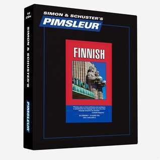Finnish, Comprehensive: Learn to Speak and Understand Finnish with Pimsleur Language Programs Pimsleur Language Programs