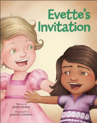 Evettes Invitation  by  Mike Huber