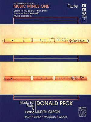 Donald Peck - Intermediate Flute Solos Volume 2  by  Donald Peck
