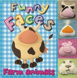 Funny Faces: Farm Animals Nick Page