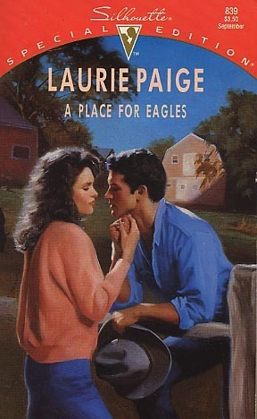 Place For Eagles (Wild River Trilogy) (Silhouette Special Edition, No 839)  by  Laurie Paige