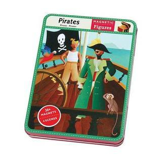 Pirates Magnetic Figures  by  Mudpuppy
