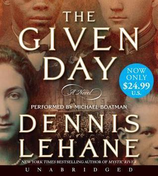 The Given Day Low Price CD  by  Dennis Lehane