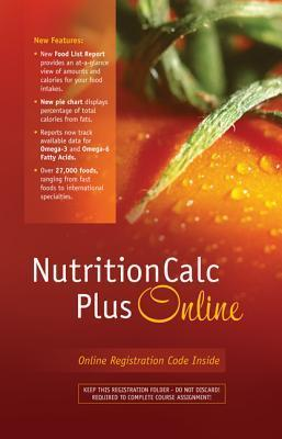Nutritioncalc Plus Online Student Access Card Updated with Myplate  by  Research Esha